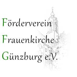 Förderverein Frauenkirche Günzburg e.V. Logo